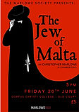 marlowe society festival jew of malta