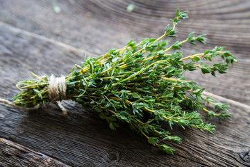 Herbes aromatiques LA BOX A ROTIR Méchou