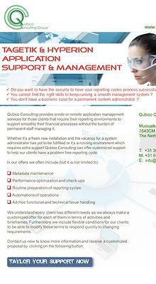 EPM Interim Support