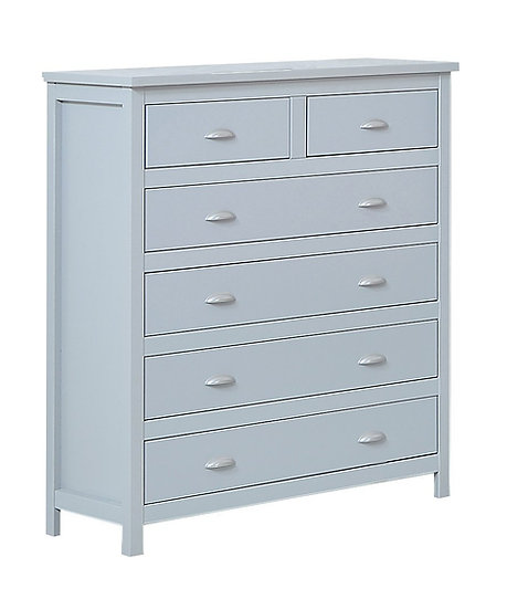 Kingston 4+2 Drawer Chest