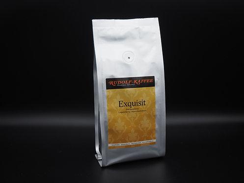 """Rudolf-Kaffee """"Exquisit"""" ganze Bohnen"""