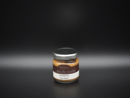 Knoblauch- Chili- Senf