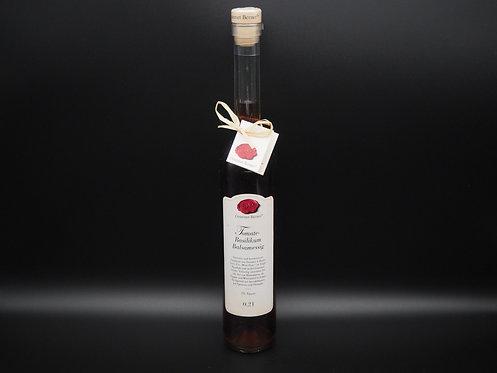 Tomate-Basilikum Balsamessig