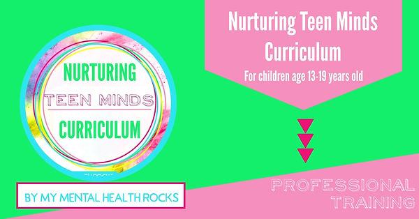 nurturing teen minds curriculum-269-7303