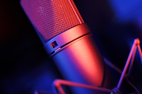 Vocal Recording (Neumann u87 microphone)