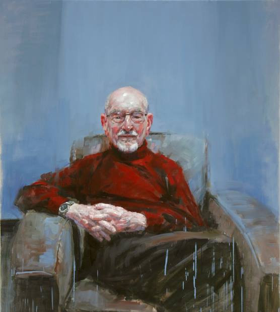 The artist father at 94