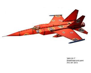 MIG-25-T