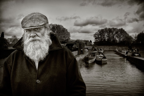 'The Boatman' by Kenneth  Gibson - Accepted