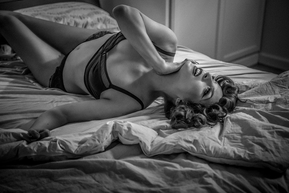 A Boudoir Session Can Be Life Changing