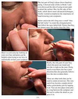 p215 Sculpting Skin Textures