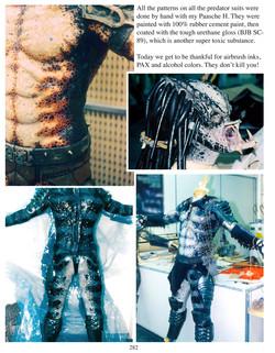p282 Painting Predators