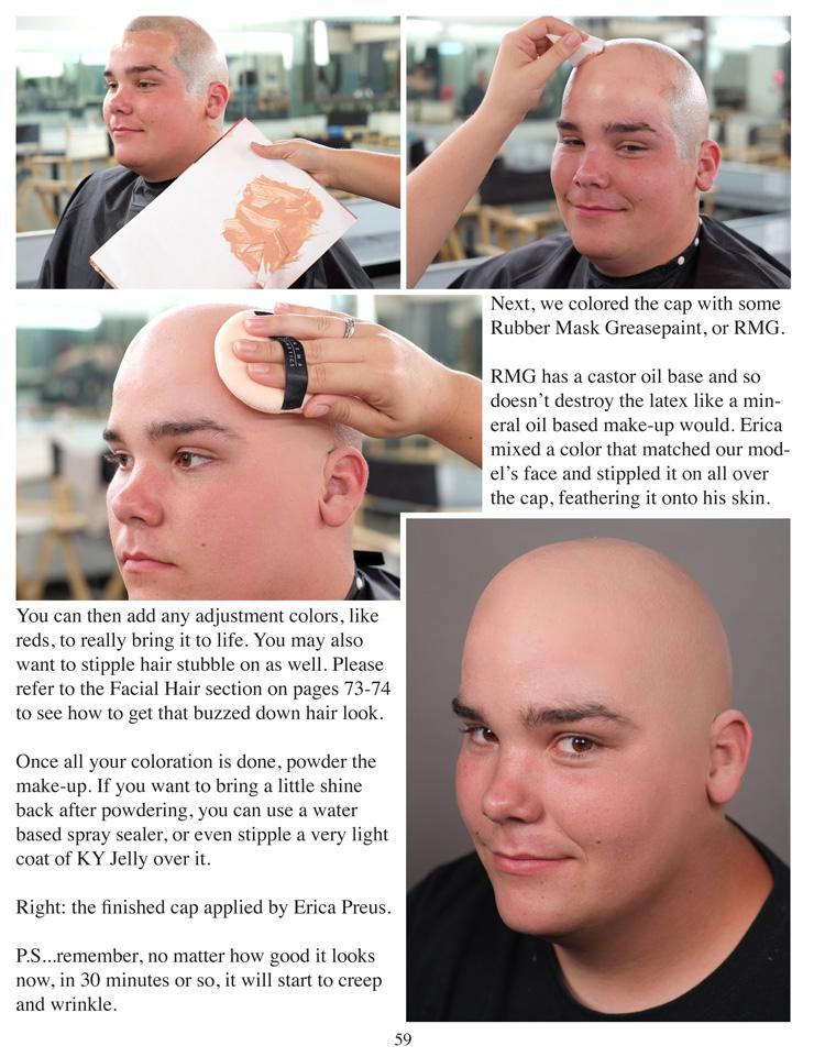 p59 Bald Caps