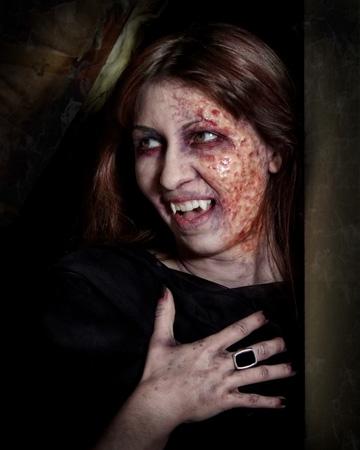 Vampire Chick vs The Sun