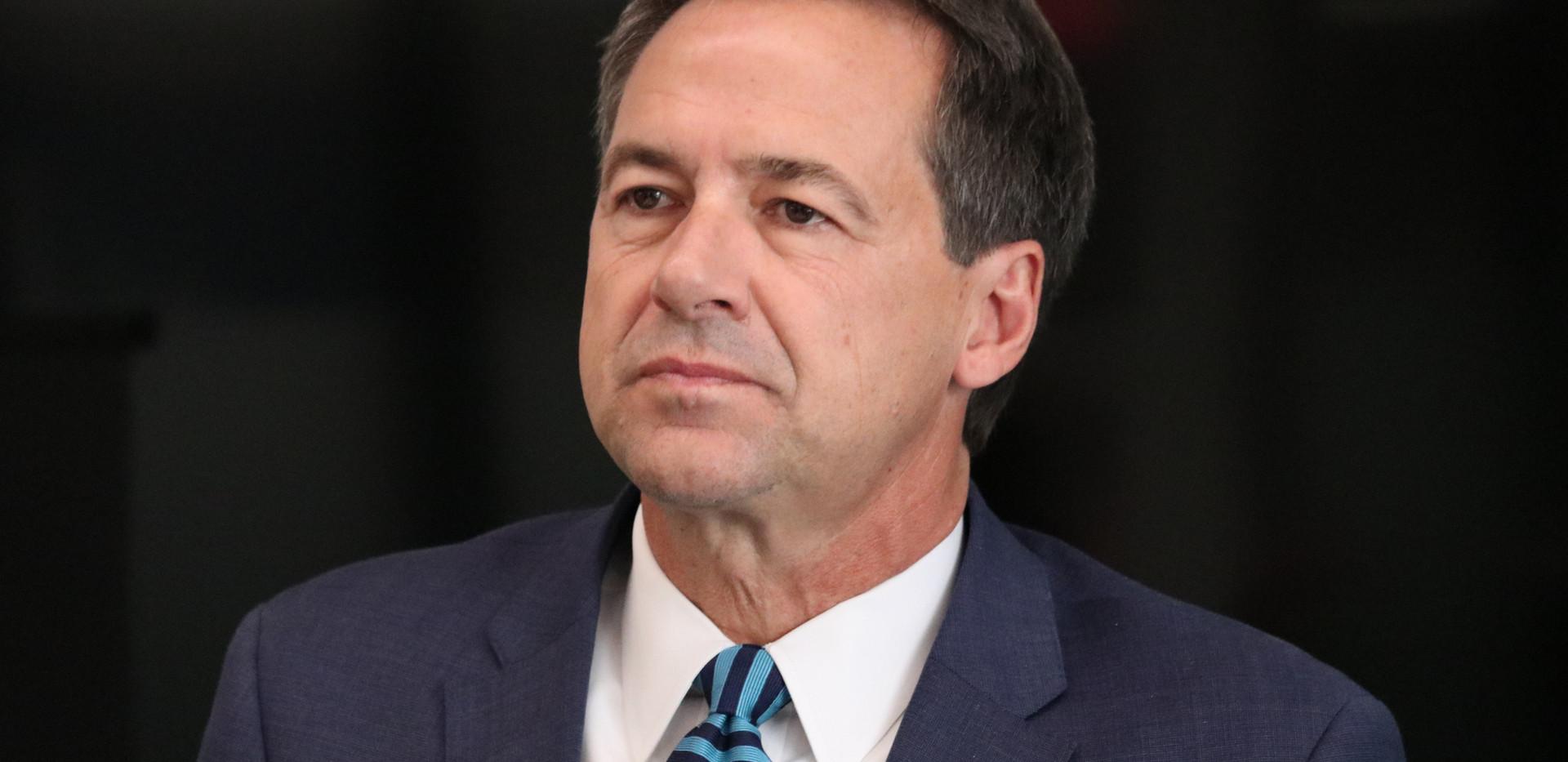 Steve Bullock - Governor of Montana