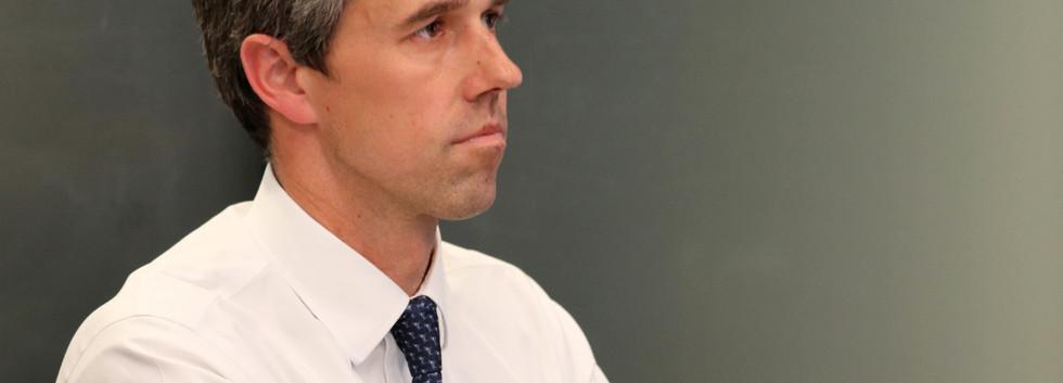 Beto O'Rourke - Former U.S. Texas Representative