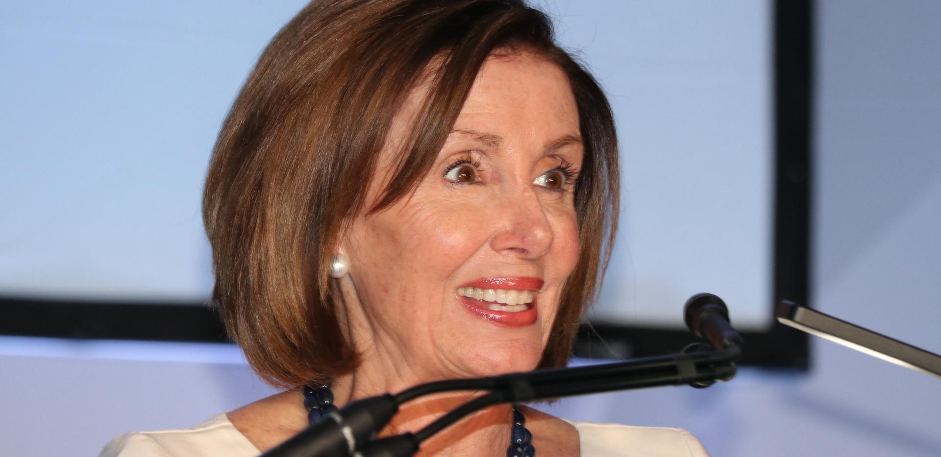 Speaker of the House - Nancy Pelosi