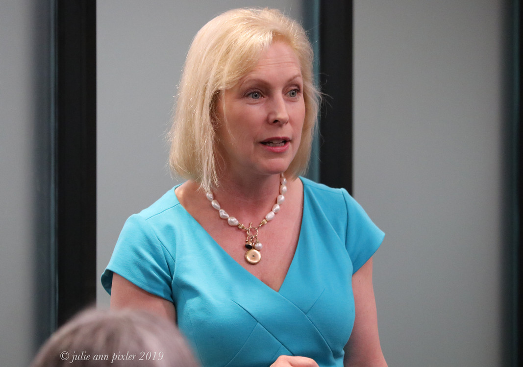 U.S. Senator Kirsten Gilibrand - New York