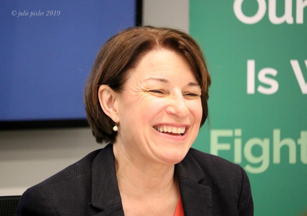 Amy Klobuchar - U.S. Senator from Minnesota