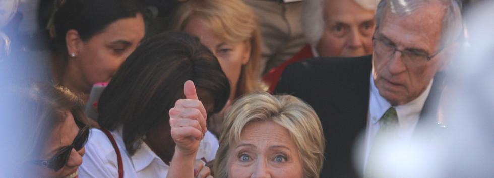 Hillary Clinton - Presidential Campaign, 2015 - Alexandria, VA