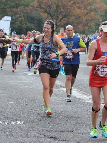 Marine Core Marathon 2016
