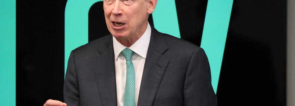 John Hickenlooper Former Governor of Colorado, 2019