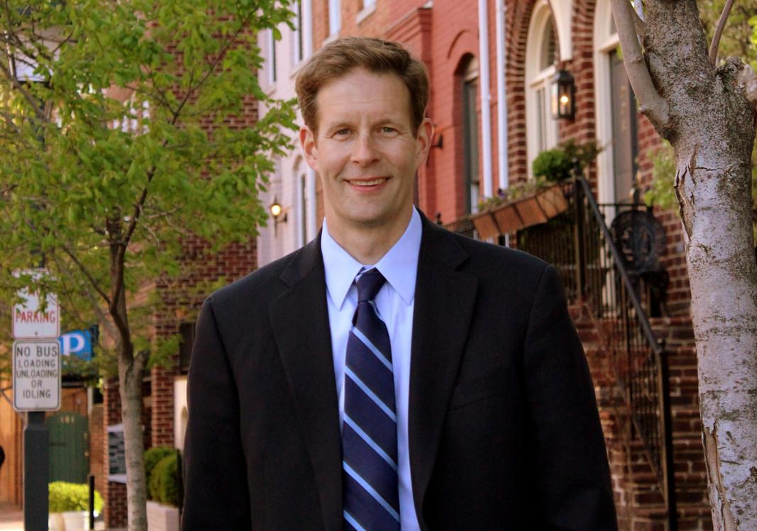 Derek Hyra - Campaign for Virginia's 7th District / Alexandria