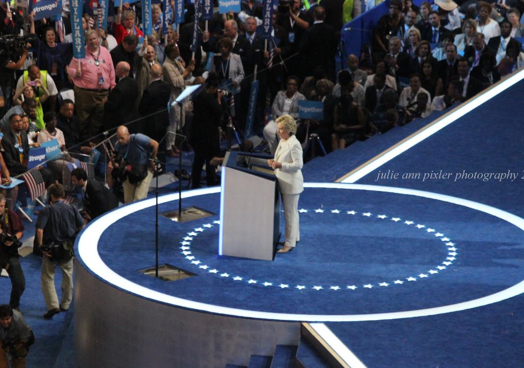 Democratic National Convention, Philadelphia 2016