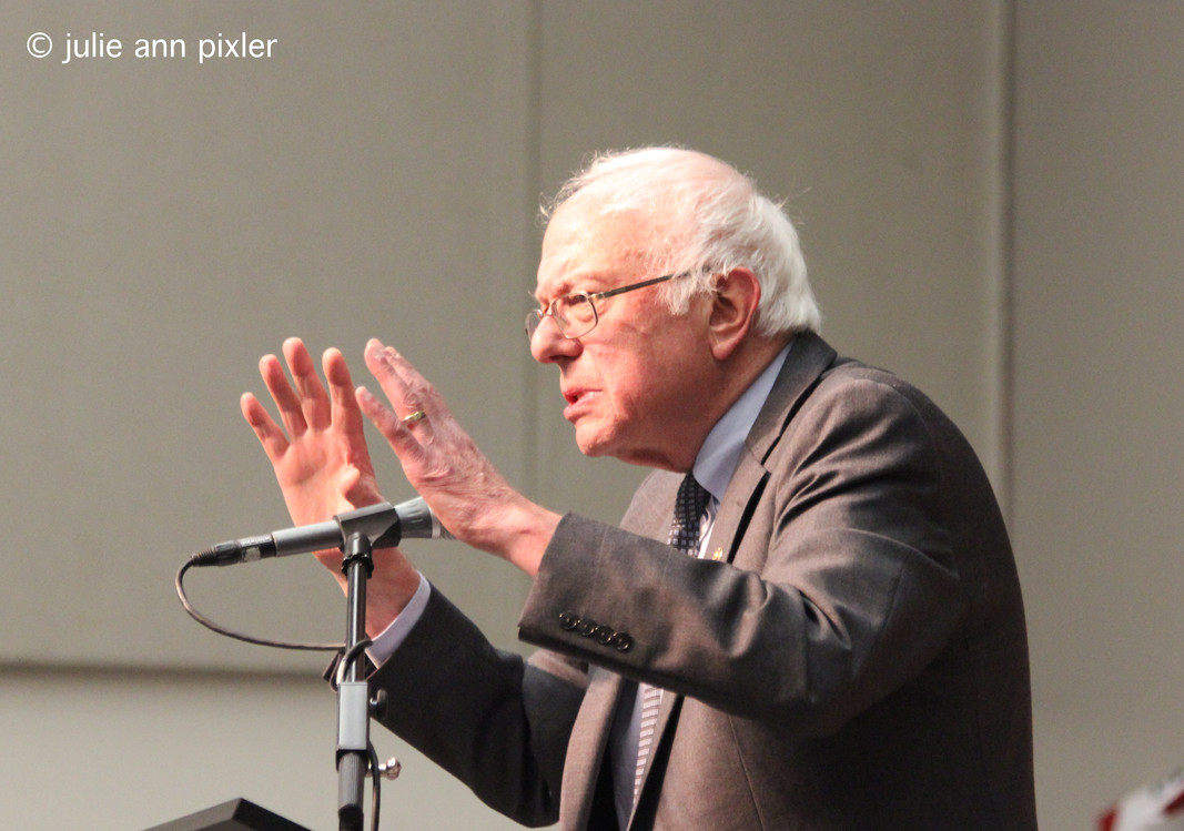 Senator Bernie Sanders / Vermont