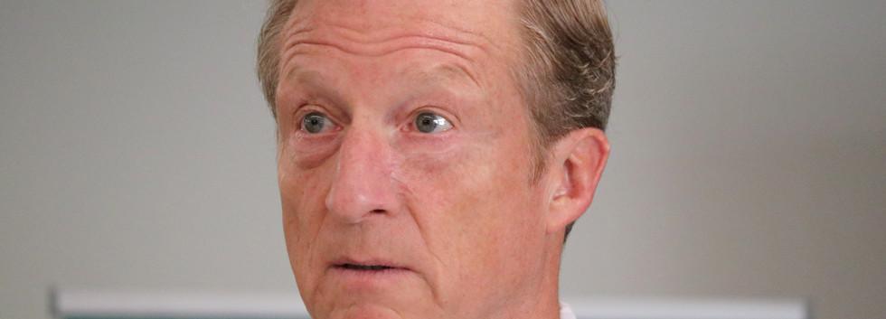Tom Steyer - Former Candidate for President 2019