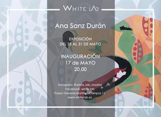 Exposición White Lab (Mayo 2017)