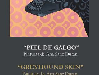 """Exposición """"Piel de Galgo"""""""