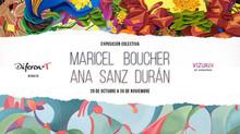 Exposición Diferen T  En la Alcala 55, Madrid hasta el 12 de diciembre