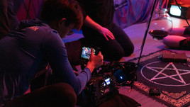 NECROMANTIC - Behind the Scenes