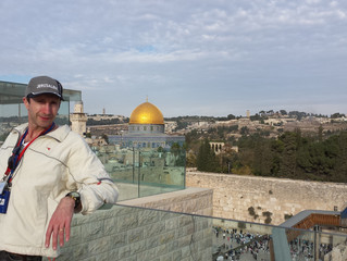 "Digging into ""Adiel Israel Tours"""