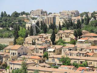 The first Jewish Neighborhood built outside the Walls of Jerusalem