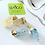 Thumbnail: Crackle Quartz necklaces