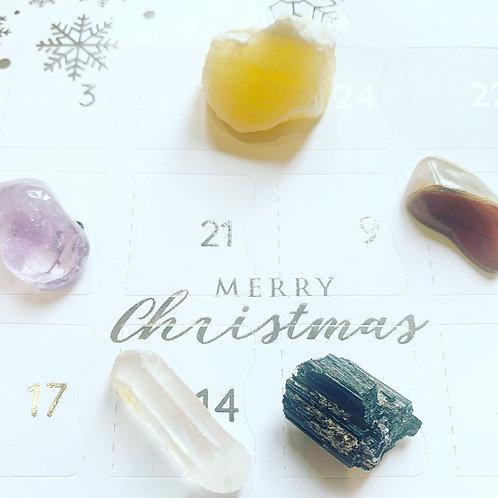 Christmas Crystal Advent Calendar