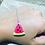 Thumbnail: Watermelon necklace