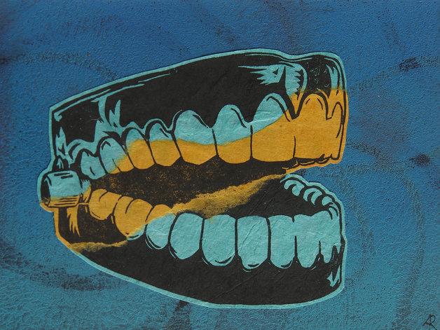Left Teeth