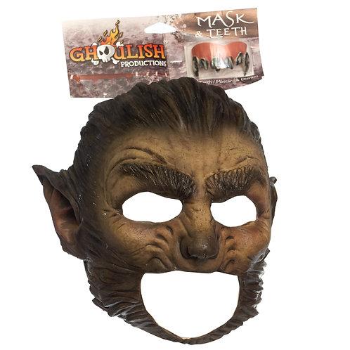 Mascara Open lobo R