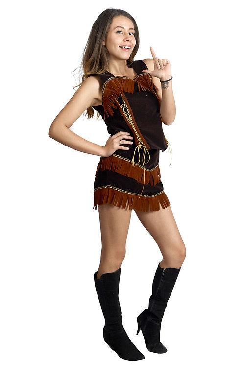 Apache mujer