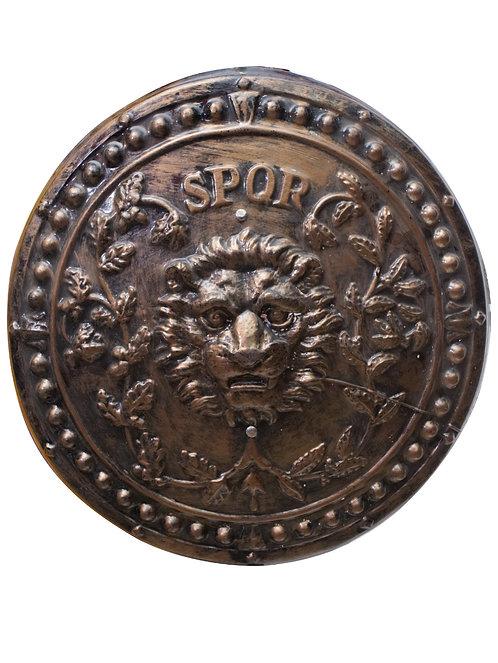 Escudo pvc romano