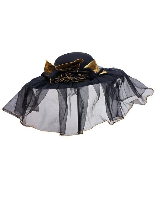 Sombrero catrina decorado
