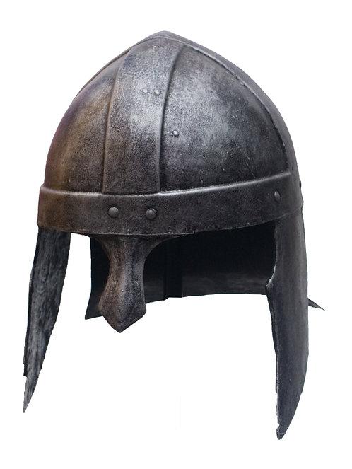 Casco medieval fib