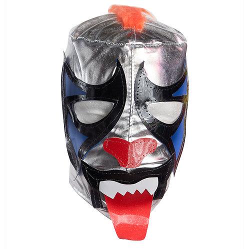 Mascara psyco clown licra