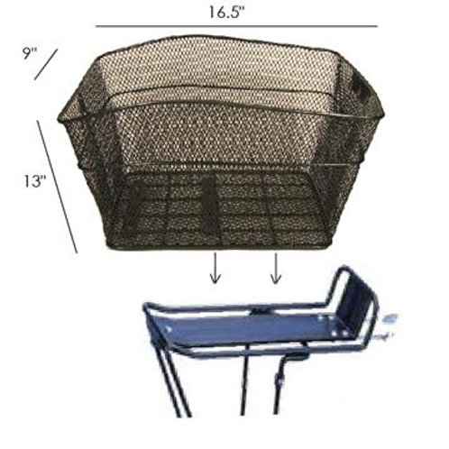 Basket Rear