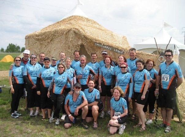 Bike Tour 2008