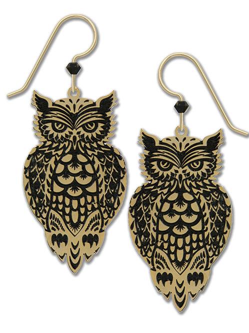 Stylized GP Owl