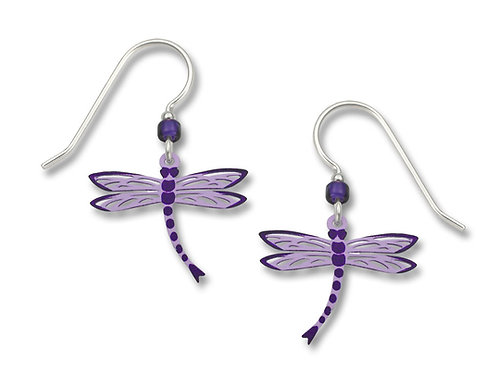 Filigree Lavender Dragonfly