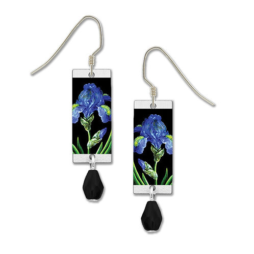 Blue Orchid Rectangle